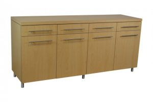Buffet Credenza With Legs
