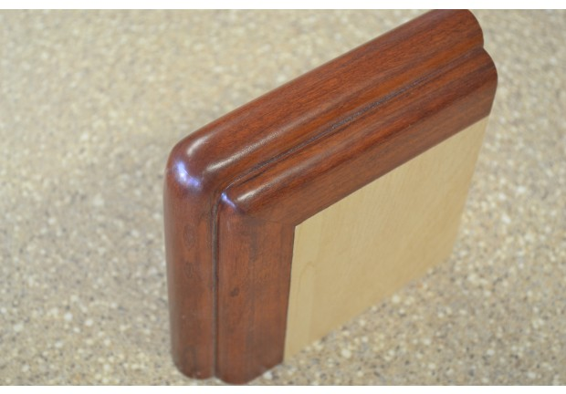 Double Radius Wood Edge 19