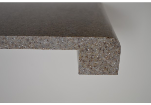 Wilsonart Solid Surface Edge Profiles